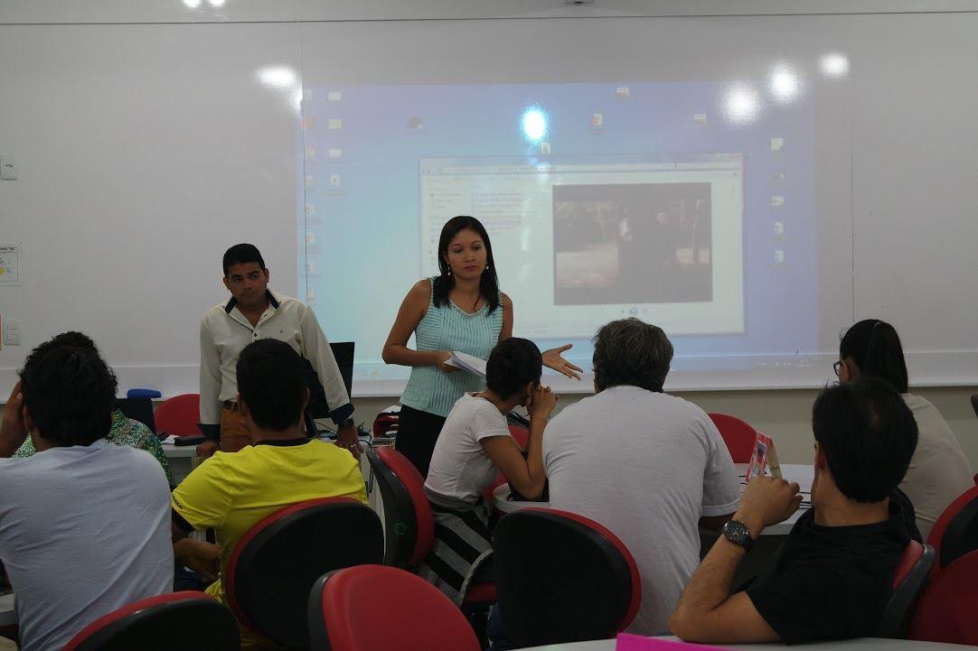 Oficina De Língua Portuguesa Prepara Alunos Para Enade Unitpac