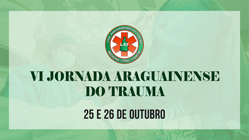 VI Jornada Araguainense do Trauma